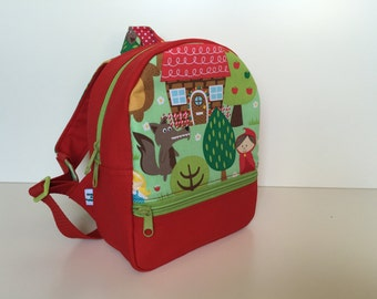 Backpack (S) 'Once upon a time...'
