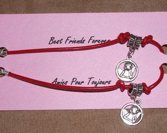 Freindship Bracelets Set / Ensemble Bracelets d'Amitié (BFFB004)