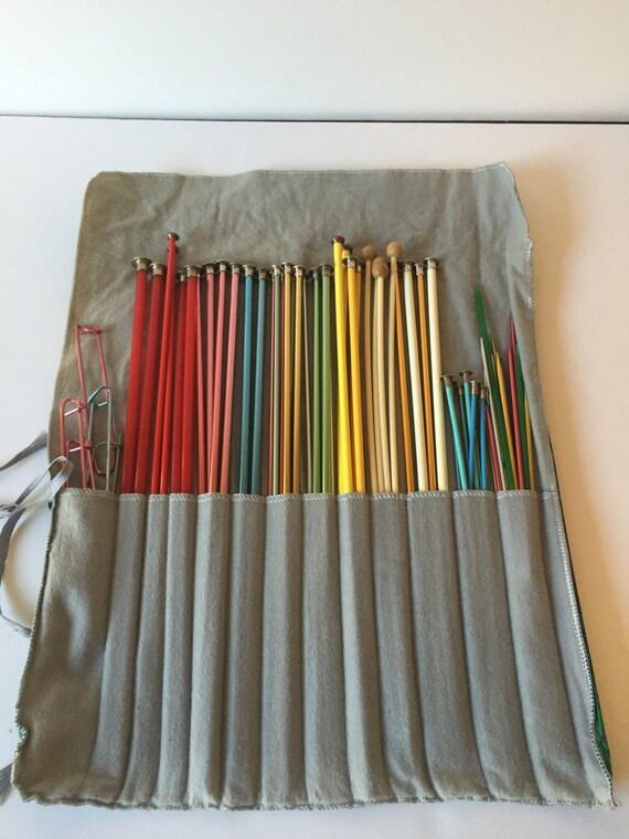 Vintage Knitting Needles : Vintage knitting needles boye retro