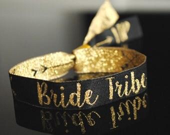 Bride Tribe Wristbands - Bachelorette Party - Hen Party - Wristband - Bachelorette Party - Favours - Hen Do Accessories