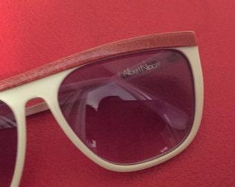 Vintage Albert Nipon 1980's Sunglasses  Deadstock!