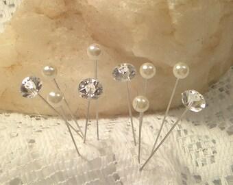 Stick Pins (10)