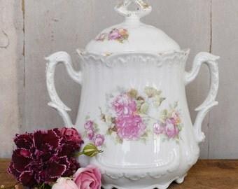 French Vintage Jar
