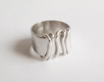 industrial-style ring