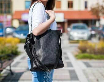 Black bag genui leather SALE!