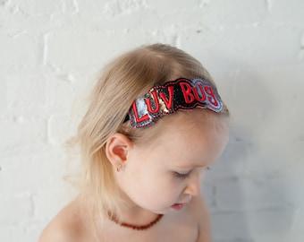 Luv Bug Headband