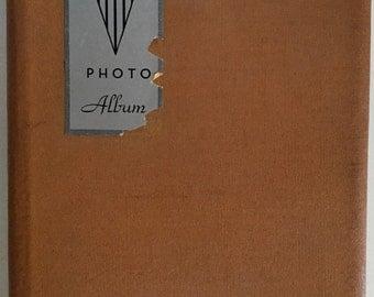 Vintage Redi-Record Photo Album