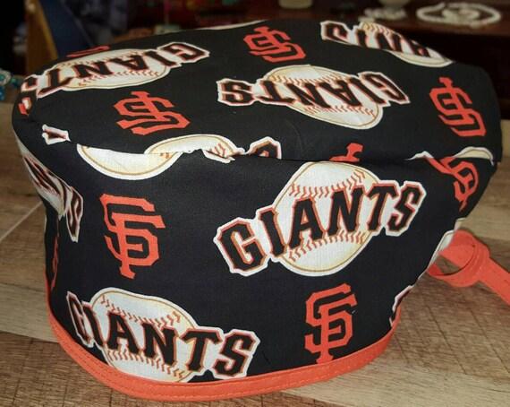 San Francisco Giants  Surgical cap