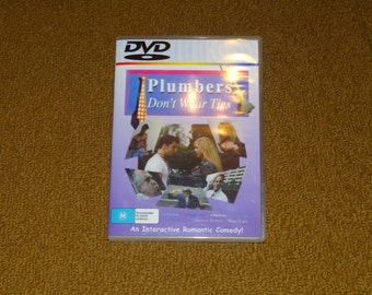 Plumber's Don't Wear Ties DVD Game