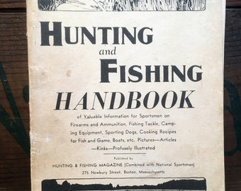 Hunting and Fishing Handbook by National Sportsman, Inc.