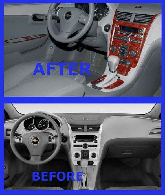 Chevrolet Malibu 2008 2009 2010 2011 2012 With Manual A/C