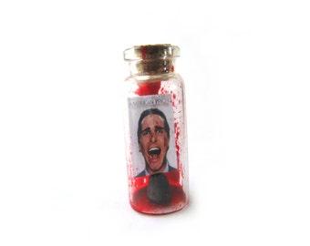 American Psycho Movie in a bottle