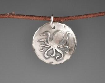 Octopus totem-talisman-charm-amulet-spirit animal-power animal