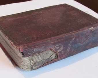 First Edition c.1864 The Soldier Boy Oliver Optic Civil War Company K