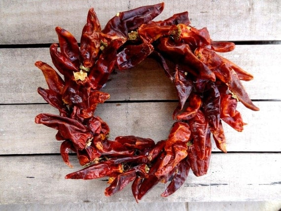 how to use dried red chili peppers