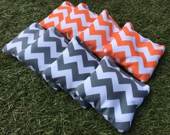 FREE SHIPPING Chevron Pattern Toss Bags