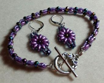 Handmade Bracelet/Earrings