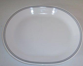 Corelle Optic Oval Serving Platter