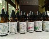 Branwen's Drreams Organic Flower Essences - Vibrational Medicine