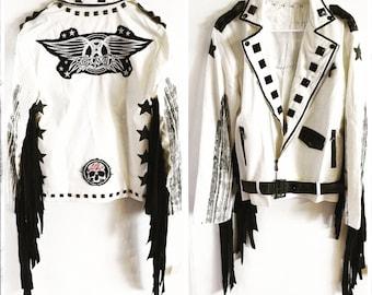 Aerosmith jacket part 2 by Chad Cherry