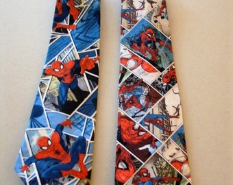 Spiderman Men's Tie