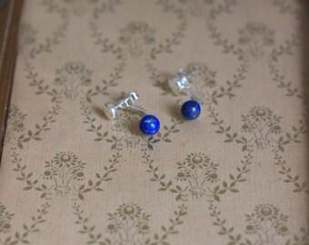 ORE Silver 925, gemstones earrings