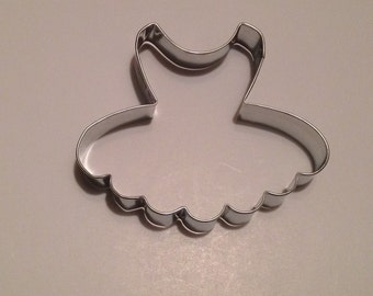 "4 1/8"" Tutu Cookie Cutter"
