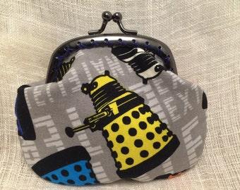 Dr Who Dalek Coin Purse