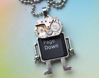 computer JEWELRY - keyboard PAGE DOWN