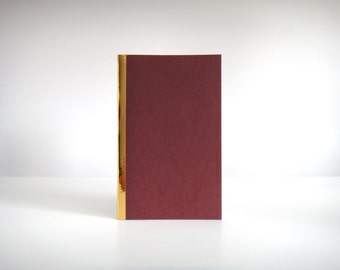 Notebook, Jotters, Mini Journals  - A6 Lined Pocket Notebooks