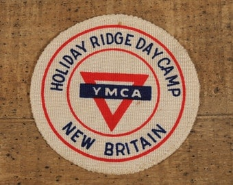 1960s YMCA Camp Patch