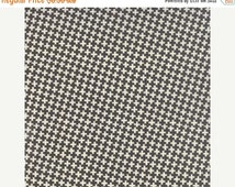 15% OFF 1 Yard FARMHOUSE by FigTree & Co. for Moda Fabrics Check Criss Cross Midnight