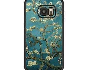 Skin for LifeProof Galaxy Case - Blossoming Almond Tree by Vincent van Gogh - Sticker Vinyl Decal - Fits S7, S6, S5, S4, S3, Fre, Nuud