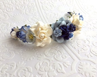 The Blueberry Hill Goddess Floral Crown
