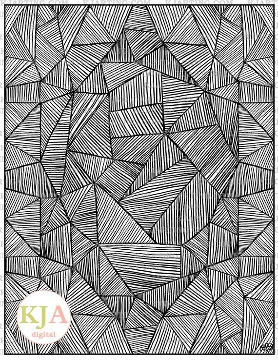 Line Art Zendoodle : Leaves zendoodle line art printable zen kjarting