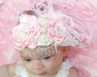 Pink Headband/Baby Headband/Baby Headbands and Bow/Infant Headband/Baby Girl Headband/Girl Headband Baby/Toddler Headband/Photo Prop Baby