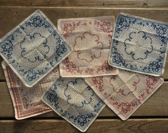Cotton Handkerchiefs (set of 6)