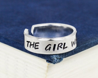 The Girl Who Waited Ring