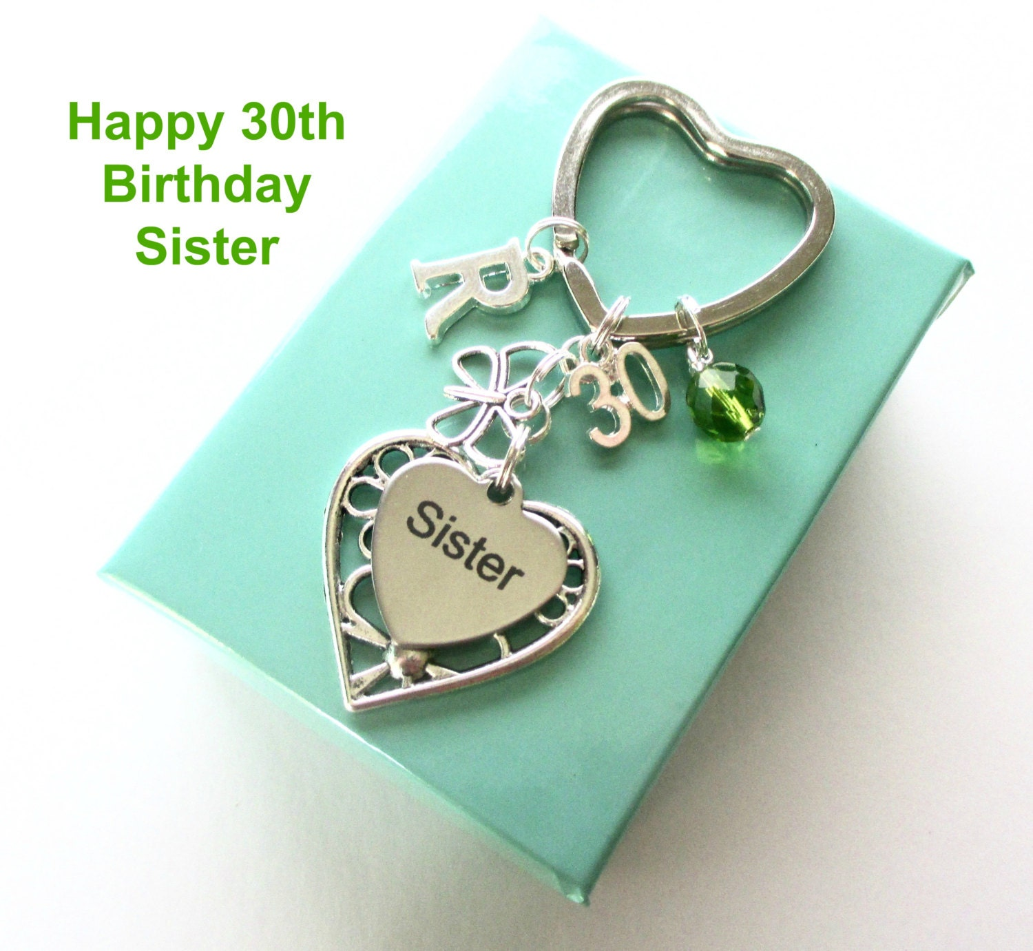 30th Birthday Gift For Sister