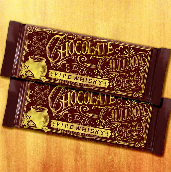 harry potter chocolate - photo #30