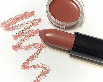 SAND DUNE  Natural MATTE Mineral Lipstick - Gluten Free Lipstick