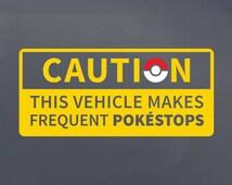 Pokémon GO decal · Pokéstop Decal ·Team Valor · Team Instinct ·Team Mystic