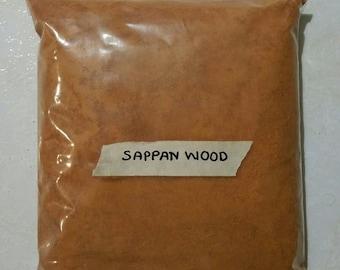 ON SALE Brazil Wood ( Sappan Wood ) natural dye 100 gram