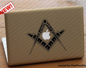 MAC MACBOOK Laptop Vinyl Decal Sticker Maconaria
