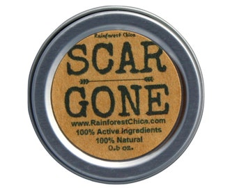 Scar Gone 0.5 oz. - Diminishes the appearance of scars, stretch marks and hyper-pigmentation. 100% active ingredients..