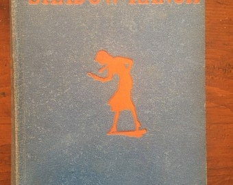 Secret at Shadow Ranch Carolyn Keene 1931 Nancy Drew