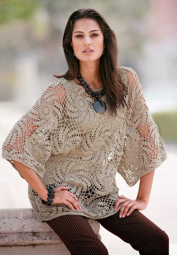 Etsy Crochet Blouse 23