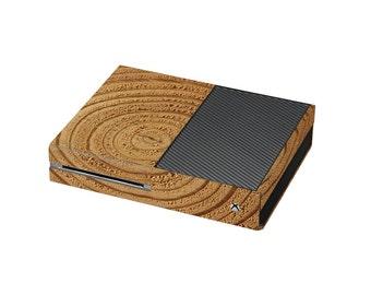 Wood Rings Print Xbox One Vinyl Wrap / Skin / Cover