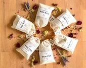 Tub Tea BFF Bundle, 6Pack Gift Set  ~ Herbal Bath Soak in Chamomile, Rose, Lavender, Jasmine and more.. ~ on sale