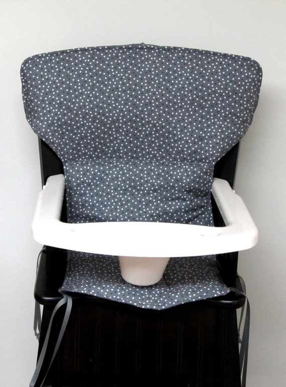 Safety First Wood Highchair Chair Cover Eddie By